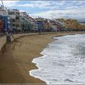 Strandpromenade von Las Palmas