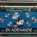 Wir sind immer noch in der Normandie