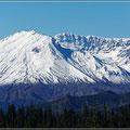 Blick auf den Mount St. Helens