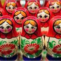 Matroschka-Figuren