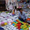 Straßenladen in Mumbai