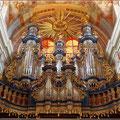 Beeindruckende Orgel