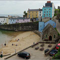 Farbenfrohes Tenby