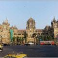 Mumbais schönster Bahnhof