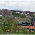 Wintersportort in Schweden, davon sahen wir viele
