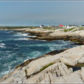 Küste bei Peggy´s Cove