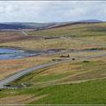 Einsames Shetland