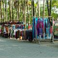 Mischung zwischen Bali und Goa (30 Jahre zurück)