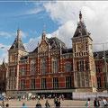 Unterwegs in Amsterdam