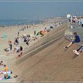 Am Strand von Dunkerque