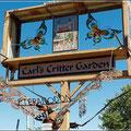 Critters Garden in Hanksville