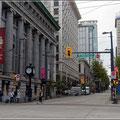 Unterwegs in Vancouver