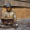 Endlich eine Skulptur ohne militärischen Hintergrund