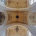 Bath Abbey, Blick nach oben