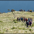 Wanderung in den Simien Mountains