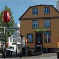 Unterwegs in Reykjavik