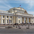 Unterwegs in Petersburg