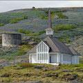 Kirche in Hólmavik