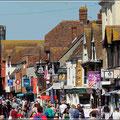 Fußgängerzone Canterbury