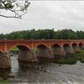 Brücke in Kuldiga