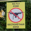 Drohnen sind in Moskau verboten