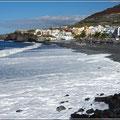 Blick auf Puerto de Naos