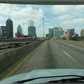 Blick auf Dallas
