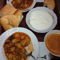 In Kirsehir wurden wir vom Busunternehmen zum Mittagessen eingeladen.