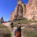 Kappadokien und seine Pferde...