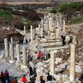 Eine der interessantesten griechischen (ja griechisch) Stätten überhaupt.