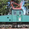 Ausstellungsstück der Lichtenhainer Waldeisenbahn