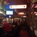 Das ist ein German Restaurant! Sah sehr aus wie eine bayerische Bierstubn.
