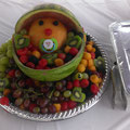 Was für ein lovely Obstsalat!