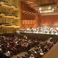 Dies ist einer der Konzertsäle im Lincoln Center.