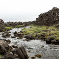 Thingvellir - Kontinentalspalte
