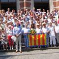 Ausflug der DGM mit über 150 Personen nach Westerlo / Belgien 2013