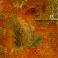 Erdenblut – pulsierende Lebensenergie, Serie, 100x100 cm, verkauft