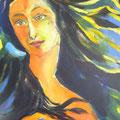 Elke König, Acryl auf Leinwand, 40 x 50 cm