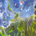 Elke König, Acryl auf Leinwand, 60 x 80 cm