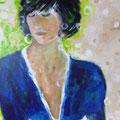 Elke König, Acryl auf Leinwand, 60 x 70 cm