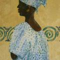 Elke König, Acryl auf Leinwand, 80 x 100 cm