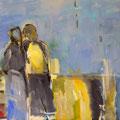 Elke König, Acryl auf Leinwand, 70 x 50 cm