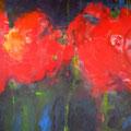 Elke König, Acryl auf Leinwand, 60 x 50 cm