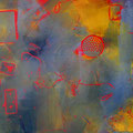 Komposition VIII, 2007, 40x58 cm, 4-Farbdruck