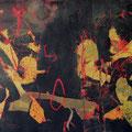Komposition I, 2007, 40x58 cm, 4-Farbdruck