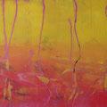 ´Schlängelt empor`2007, 40x58 cm, 3 Farben/Tonpapier