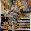 « 20 Jahre nach T. »        2006, 30x21 cm, Collage