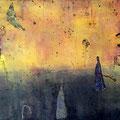 ´2049 in Amazonien`2007 40x58 cm, 4 Farben/Tonpapier
