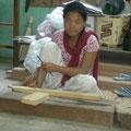 Yam Maya (sculpture sur bois)