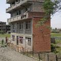 L'habitat des jeunes de Bhaktapur